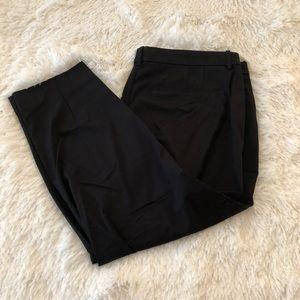 NWT J. Crew Black Skimmer Pants